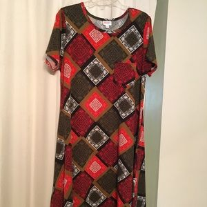 LNC LULAROE CARLY XL
